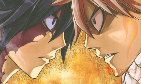 Tin buồn từ manga Fairy Tail