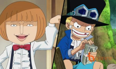 One Piece tập 777 - Em trai của Sabo bất ngờ xuất hiện trở lại!