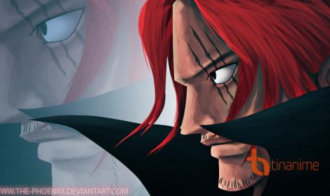 Bộ ảnh One Piece tả thực - Shanks Tóc Đỏ