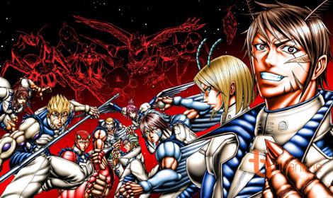 Manga Terraformars bị trì hoãn do sức khỏe của tác giả!