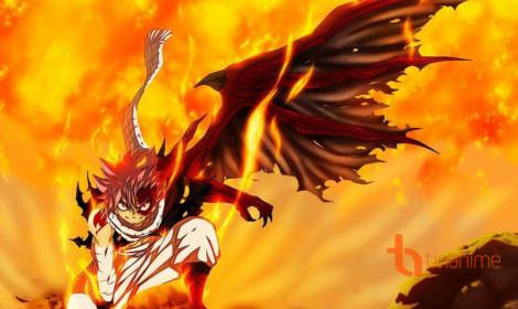 Movie Fairy Tail: Dragon Cry tung trailer đầu tiên!