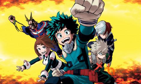 Manga My Hero Academia hoãn 1 tuần vì tác giả đột ngột đổ bệnh!