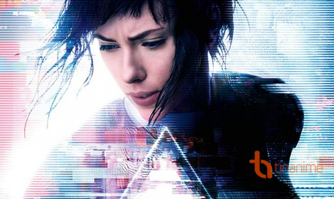 Live-Action Ghost in the Shell - cơ thể mới của Thiếu Tá