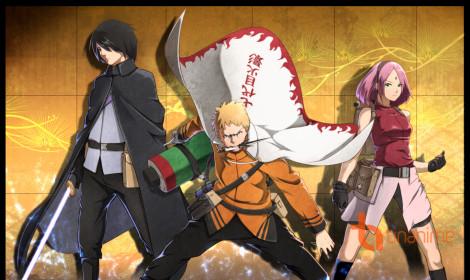 """Nhạc """"độc quyền"""" của các nhân vật trong Naruto - Đội 7"""