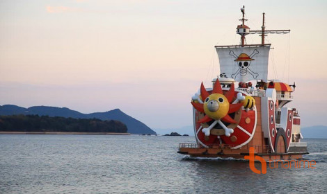 Lập băng hải tặc ra khơi với Thousand Sunny đê!!!