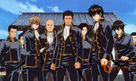 Shinsengumi xuất hiện trong live-action Gintama