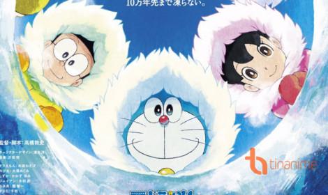 Movie Doraemon thứ 37 chiếm lĩnh phòng vé Nhật Bản