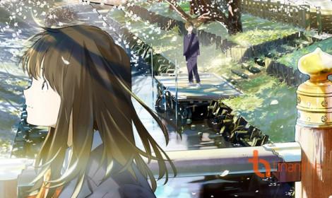 Anime Tsuki ga Kirei - Ánh trăng thuở thiếu thời