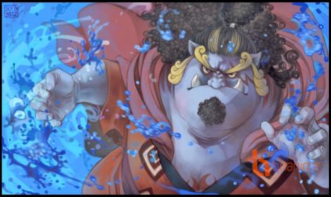 Người Cá Jinbe - Một sự bổ sung đầy hữu ích nếu là thành viên thứ 10 nhóm Mũ Rơm!
