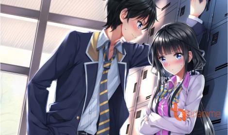 Top 10 cặp đôi tuần 7 anime mùa Đông 2017