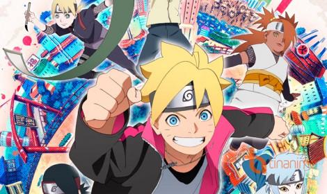 Anime Boruto: Naruto Next Generations ra mắt promo video mới