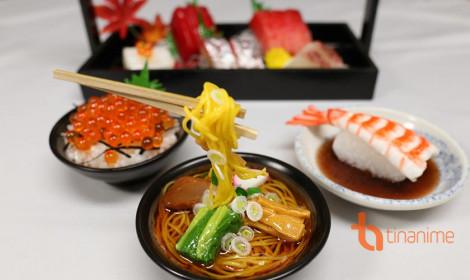 Nền ẩm thực không-ăn-được tại Nhật