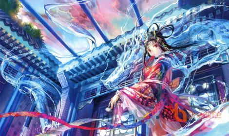 [Artwork] Anime phong cách cổ trang Trung Quốc