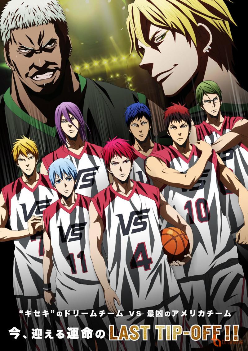 Phim sẽ là trận quyết chiến giữa Thế Hệ Kỳ Tích Nhật Bản với đội bóng đến từ Mỹ