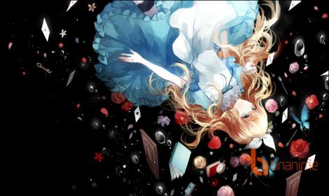 Alice lạc vào xứ sở Anime