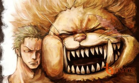 Bộ ảnh vui One Piece