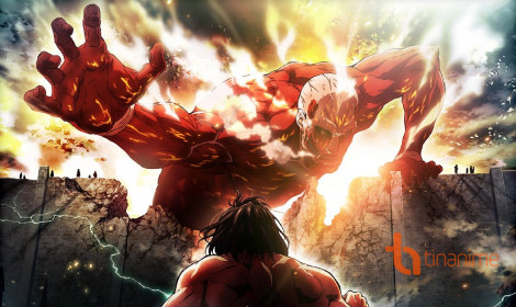 Chào tháng 4 với siêu phẩm Attack on Titan season 2!