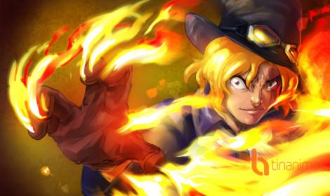 Sabo - Hỏa chí được thừa kế từ Ace trở thành Hỏa Long!