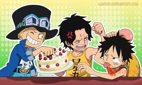Chúc mừng sinh nhật Sabo!