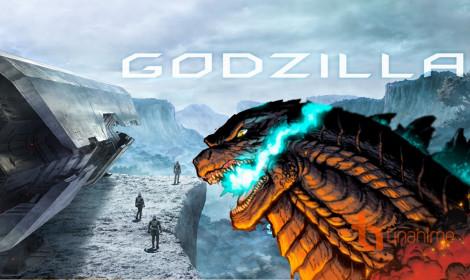 Bộ anime đầu tiên về quái vật Godzilla sắp ra mắt!