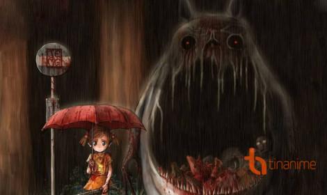 [Thuyết Âm Mưu] Sự thật rợn người đằng sau câu chuyện Totoro