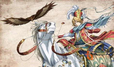 Shoukoku no Altair - Tướng quân đại bàng vàng