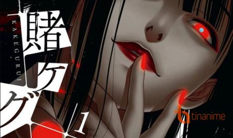 Kakegurui - Quyết định cuộc đời bằng một ván bạc