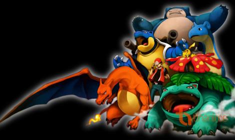 Phát hiện Pokemon trong thế giới thực!!!
