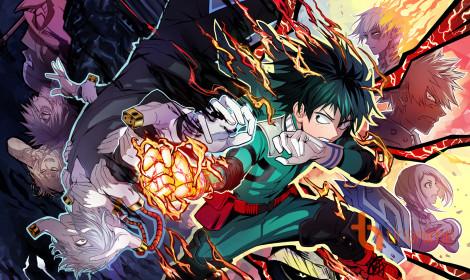 Boku no Hero Academia - Đại Hội thể thao bắt đầu!