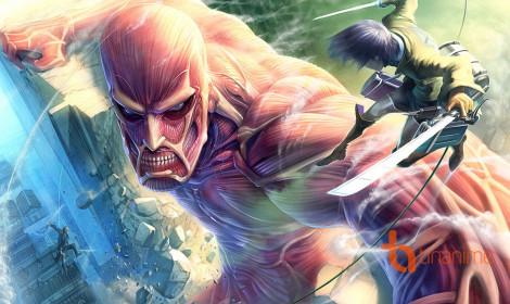 Attack on Titan season 2 - Đếm ngược giờ khởi chiếu!
