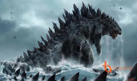 Movie anime Godzilla - Dự án bom tấn của năm 2017