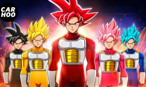 5 anh em siêu nhân Ku!