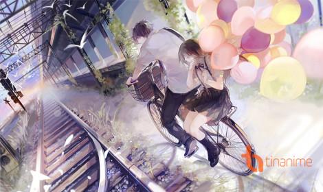[Artwork] Vòng bánh xe thuở thiếu thời