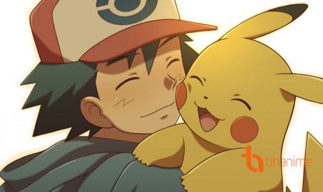 Movie Pokémon thứ 20 - Tuổi thơ dậy sóng