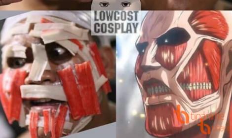 Cười đứt ruột với loạt ảnh cosplay khó đỡ!
