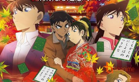 Movie thứ 21 Thám Tử Lừng Danh Conan - Mối tình đầu vùng Osaka