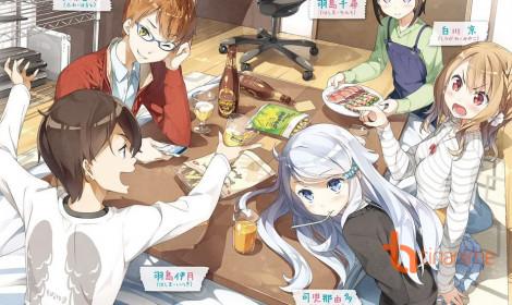 Anime Imouto Sae Ireba Ii. - Tiểu thuyết gia cuồng em gái