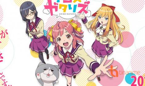 Anime-Gataris - Hội những nàng cuồng Anime