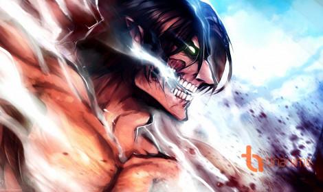Top 10 anime mùa Xuân tuần 1/2017! Attack on Titan không phải top 1?