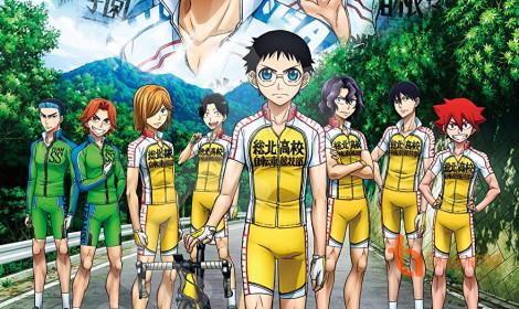 Yowamushi Pedal season 3 - Anh tài hội tụ