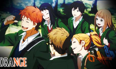 Manga Orange ra chương mới - Câu chuyện vẫn chưa kết thúc!