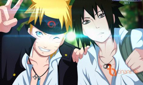 """Tóm tắt """"chuyện tình"""" của Naruto và Sasuke"""