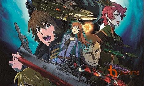 Chiến Hạm Không Gian Yamato 2202 ra mắt movie thứ 2