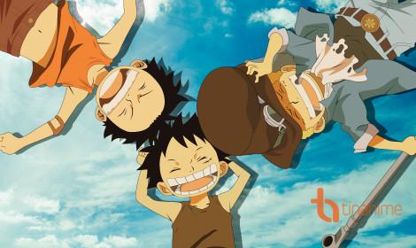 [Doujinshi] Mừng sinh nhật Luffy!