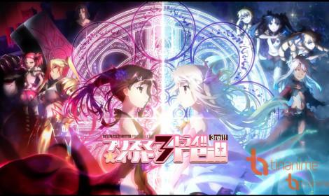Movie Fate/kaleid liner Prisma Illya hé lộ cốt truyện trong trailer mới