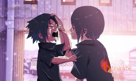 Itachi và Sasuke - Tình huynh đệ bất diệt
