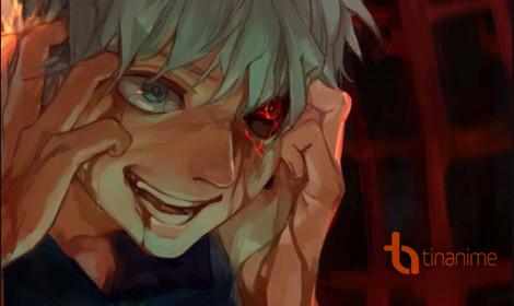 """Kaneki Ken """"đầy bí hiểm"""" trong nhạc kịch Tokyo Ghoul!"""
