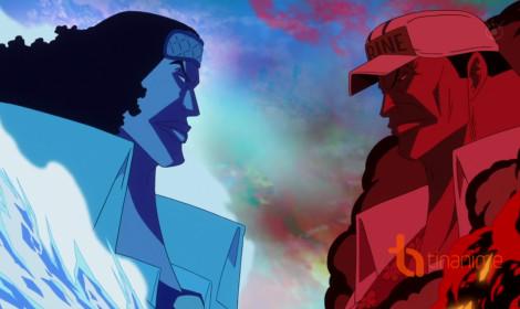 [Hỏi đáp One Piece] Aokiji từng là Đô Đốc mạnh nhất trong Hải Quân?