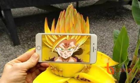 Hài lộn ruột với Iphone kết hợp Anime