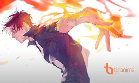 Top 10 nhân vật nam hút fan nhất tuần 5 anime mùa Xuân 2017